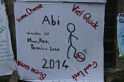 Yes You Can Abi Plakate 2014 Umlaufonline